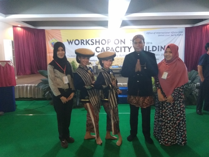 Foto Workshop Capacity Building