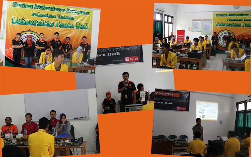 Workshop Perakitan PC dan Instalasi Windows